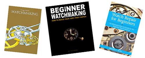 Watchmaking Books