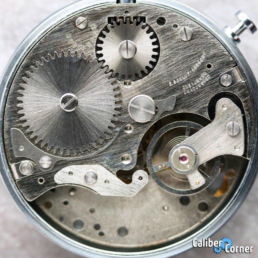 E Schlup Abrecht Myu Swiss Stopwatch Movement
