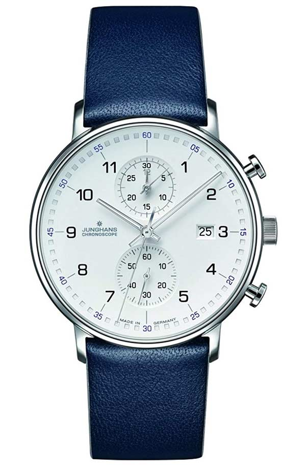 Junghans Form C Chronoscope 041 4775 00