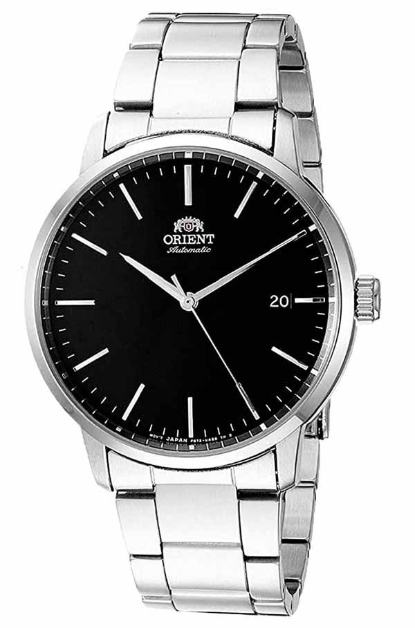 Orient Ra Ac0e01b10a F6722 Black Watch