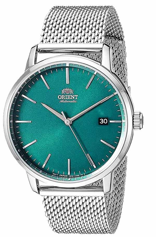 Orient Ra Ac0e06e10a F6722 Green Watch