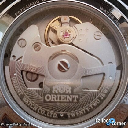 Orient Caliber F6722