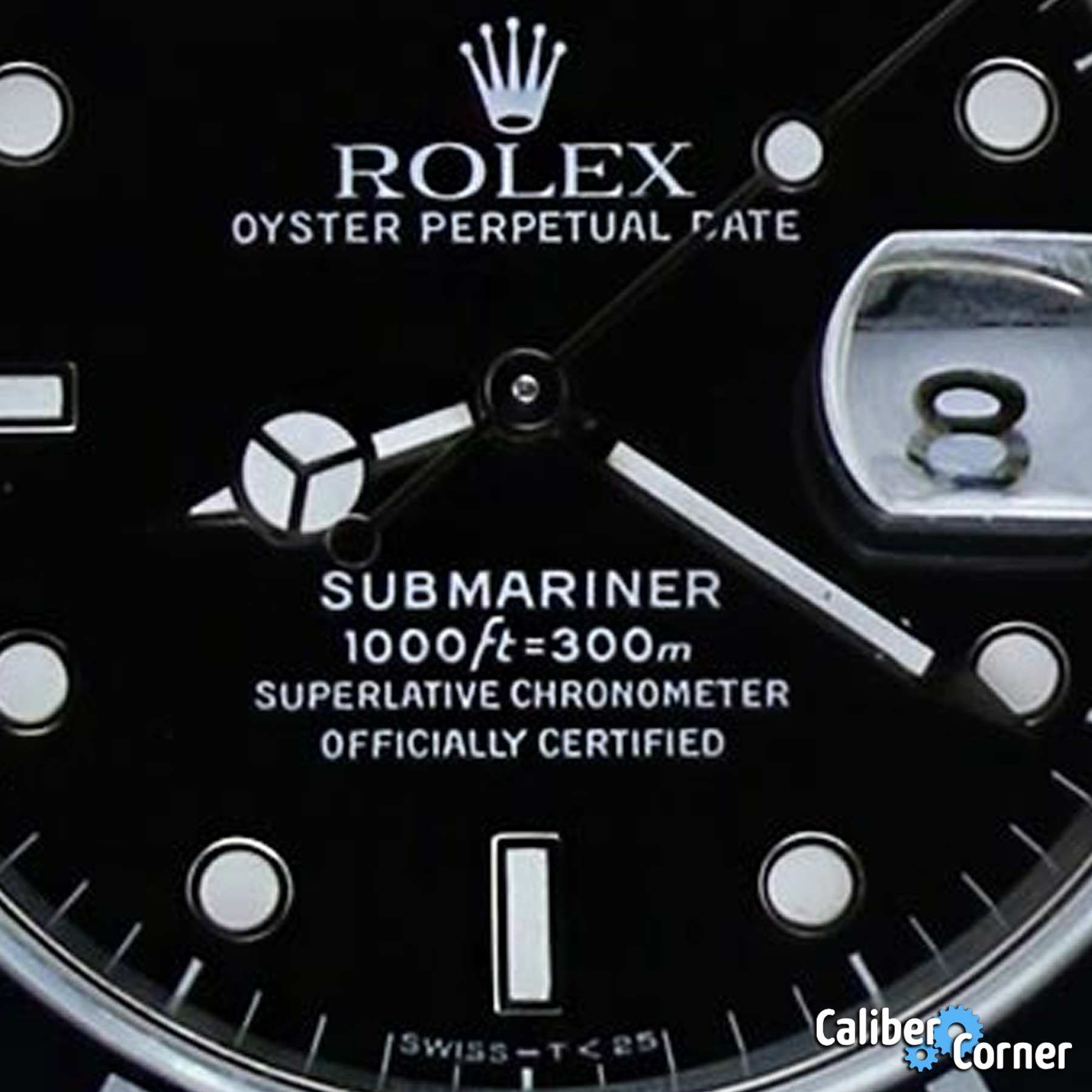 Cosc Certificate Examples Rolex Dial