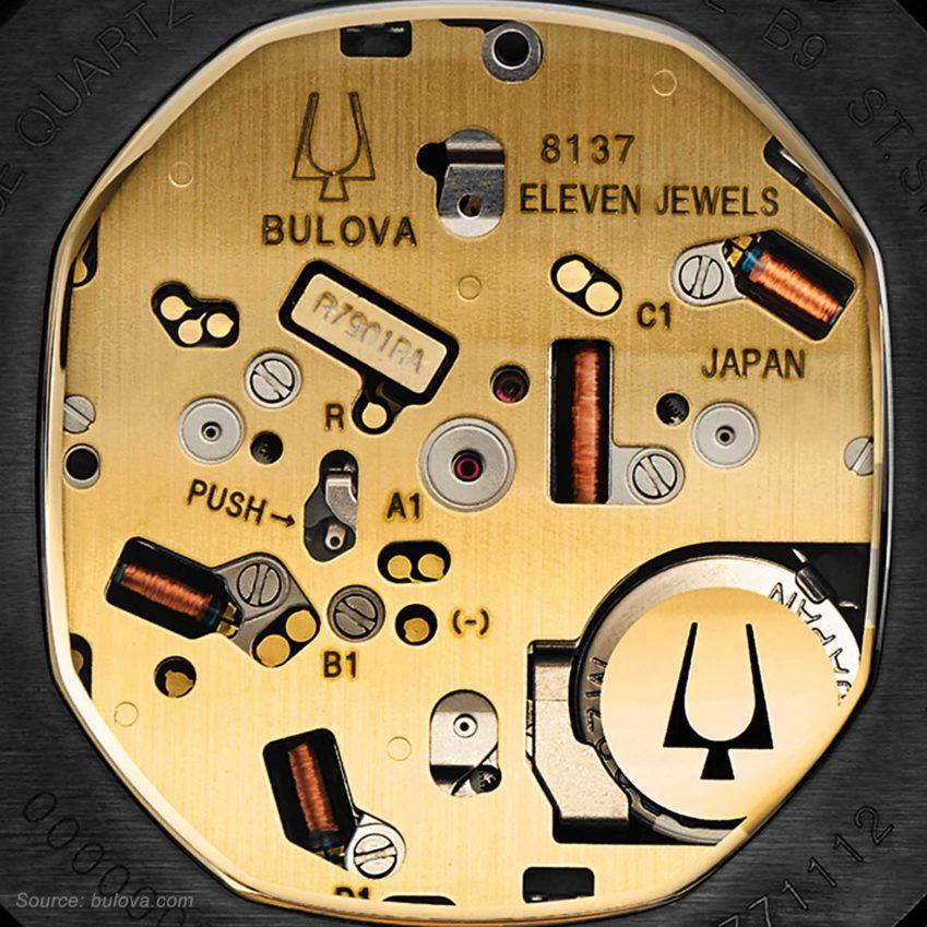 Bulova Caliber 8137