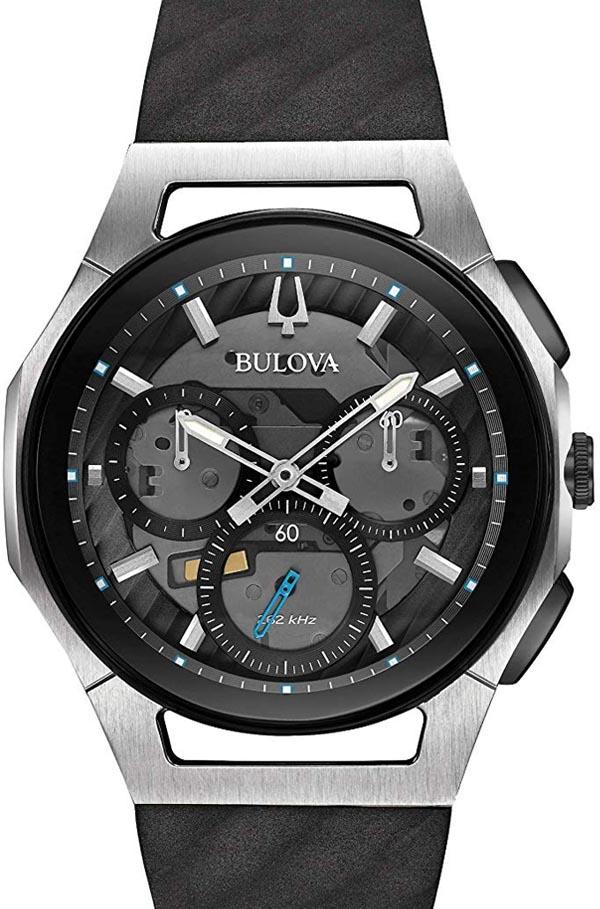 Bulova Curv 98a181 8137