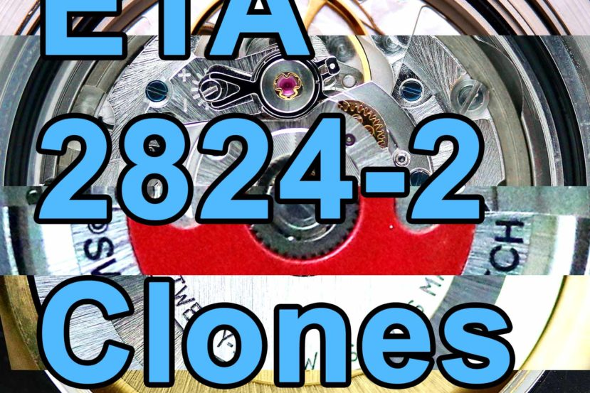 Eta 2824 Clones