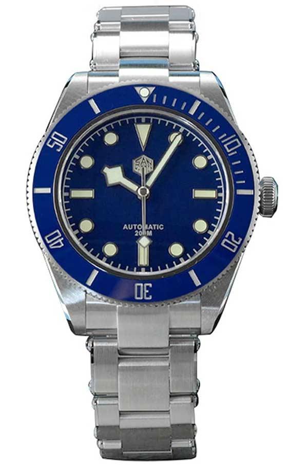 San Martin Cermaic Dive Watch Pt5000 Chinese