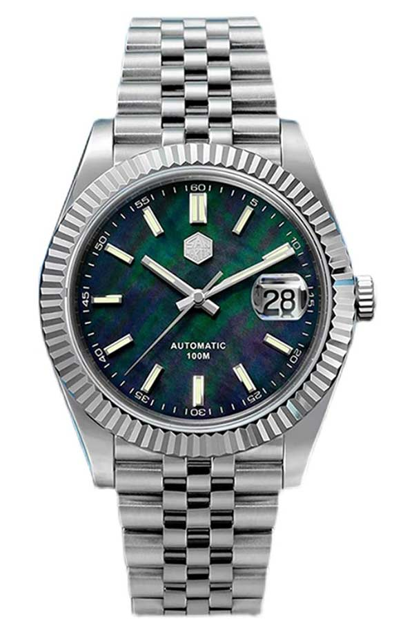 San Martin Datejust Pt5000 Chinese Watches