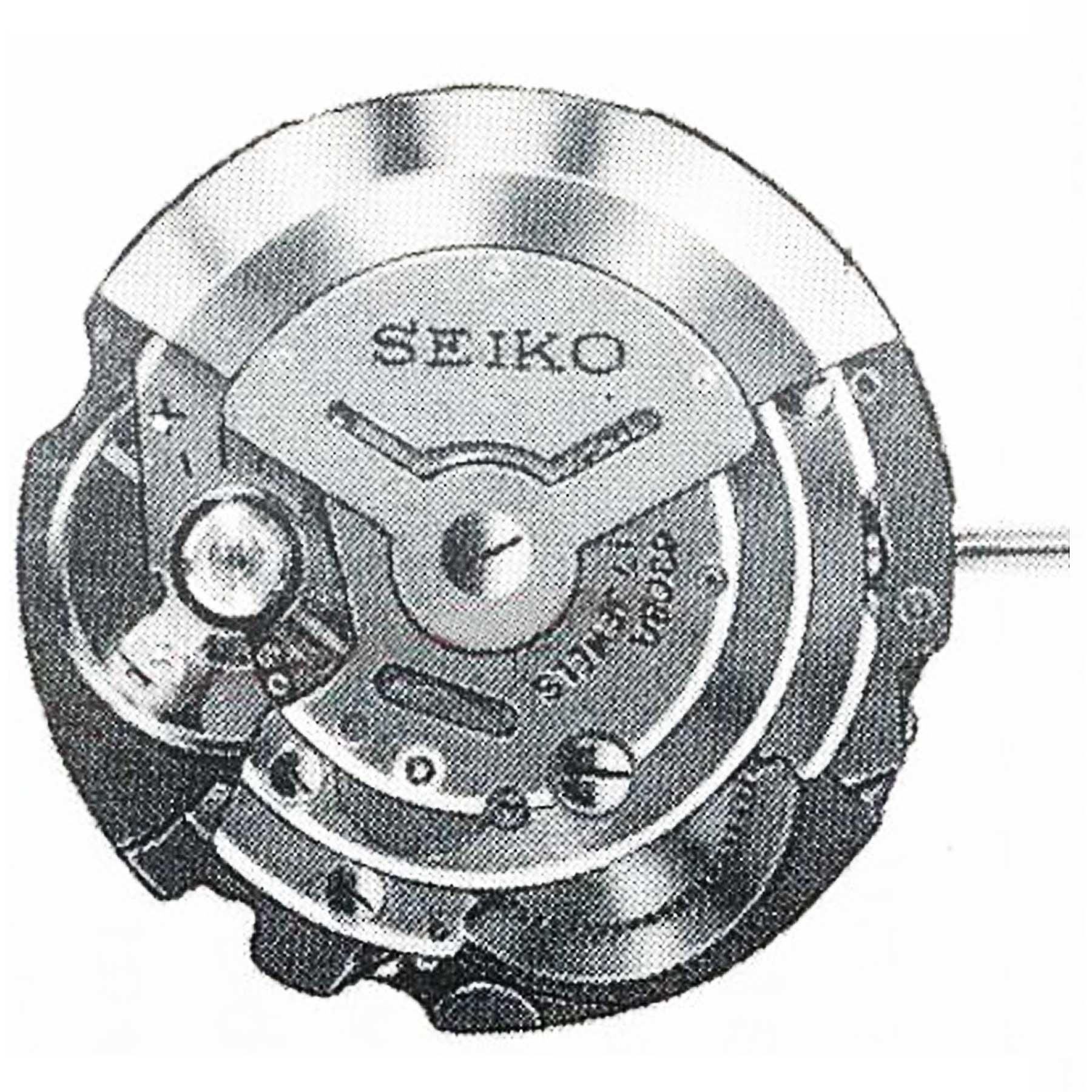 Seiko Caliber 6308