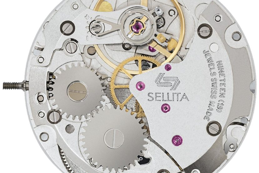 Sellita Caliber Sw210 1 Standard Finish