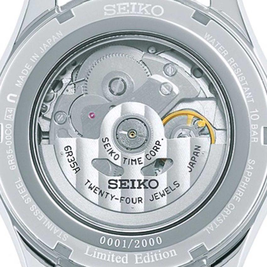 Seiko Caliber 6r35