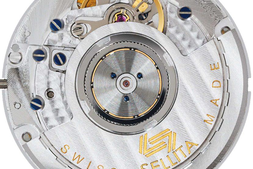 Sellita Caliber Sw330 1