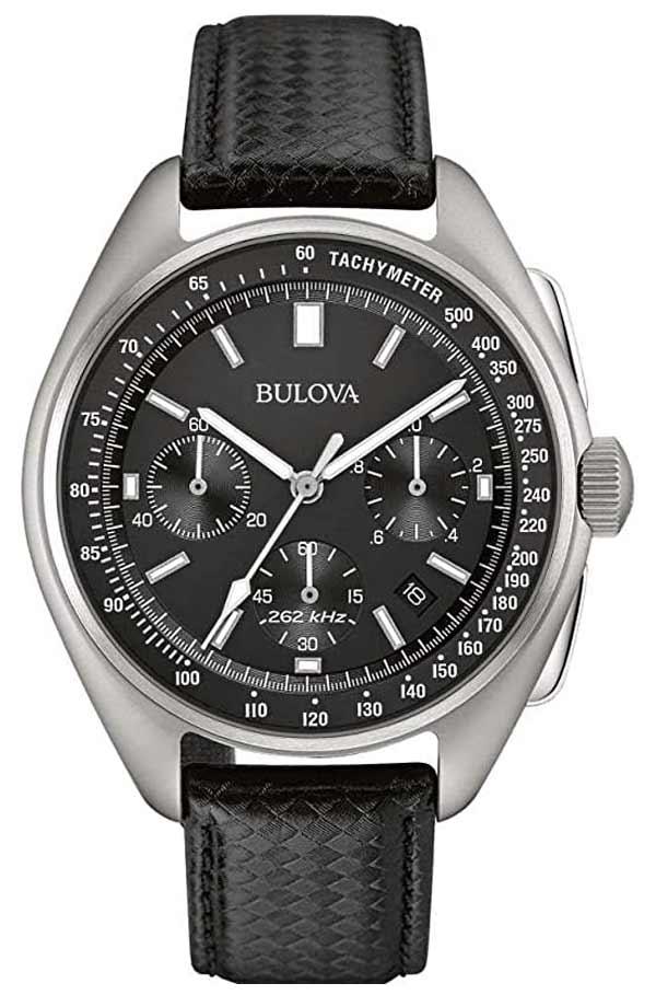 Bulova Lunar Pilot Chrono 96b251 8136