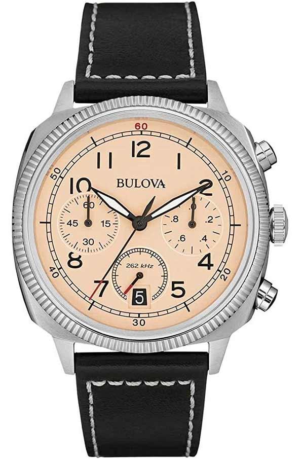 Bulova Military Chrono 96b231 8136
