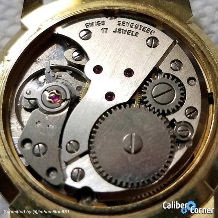 Fabrique D Horlogerie De Fontainemelon Caliber Fhf 97