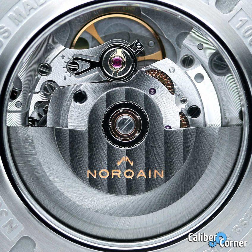 Norqain Caliber Nn08