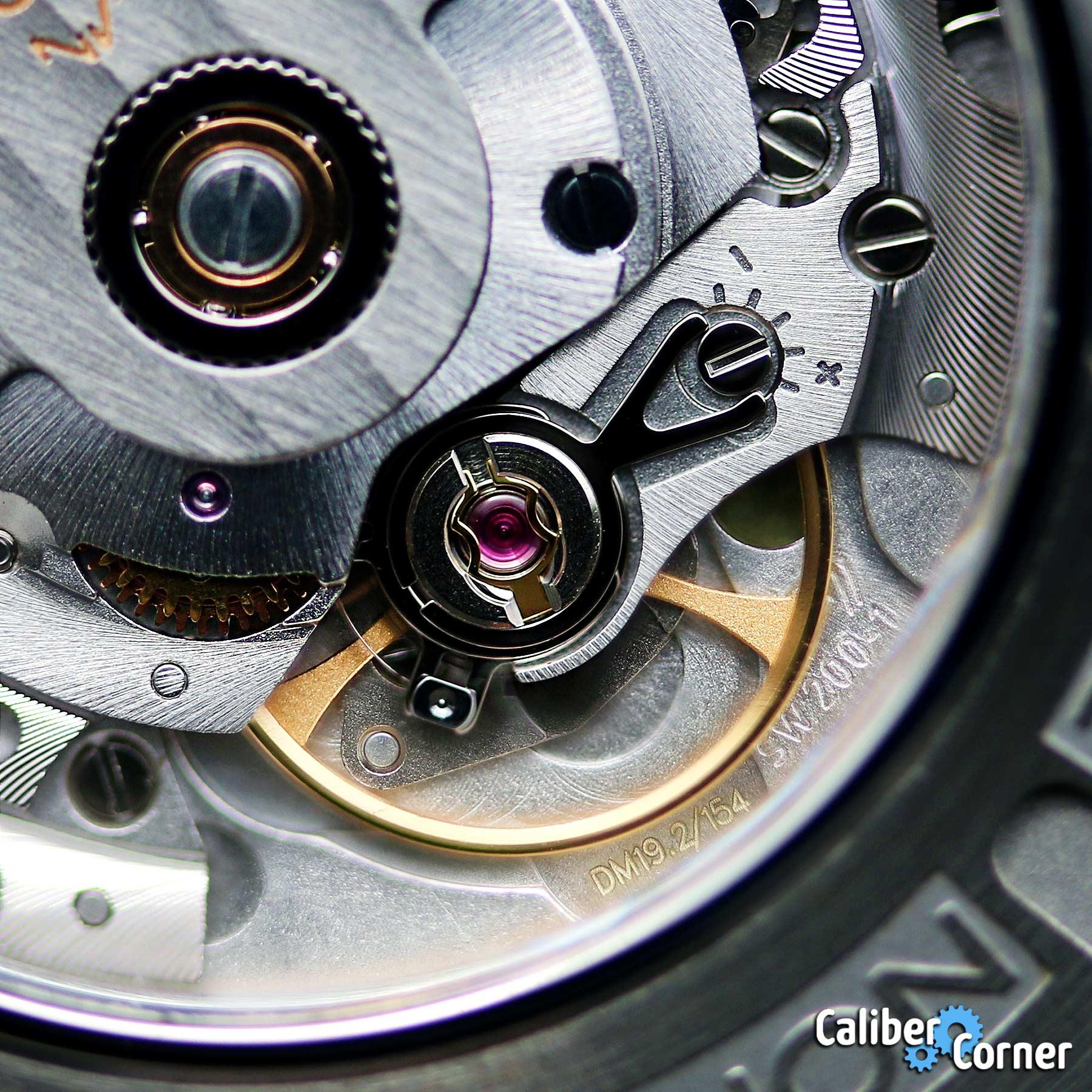 Norqain Caliber Nn08 Balance Wheel