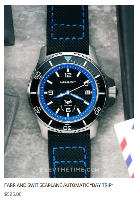 Farr And Swit Watch Sale