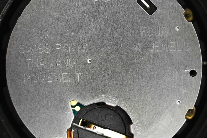 Eta Caliber G10 71a