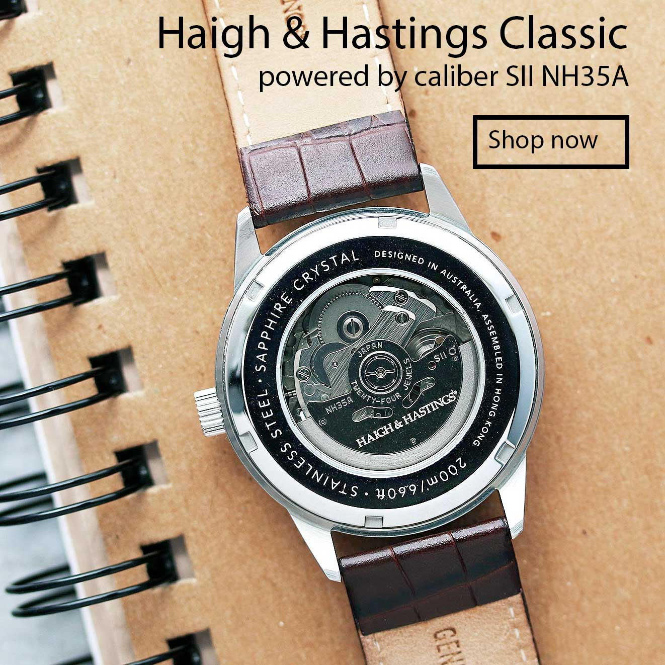Haigh Hastings Classic