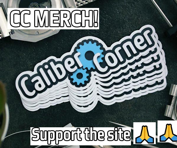 Caliber Corner Merch!
