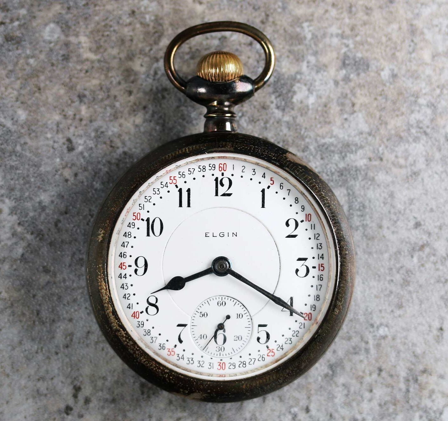 Elgin 1909 pocket watch for sale