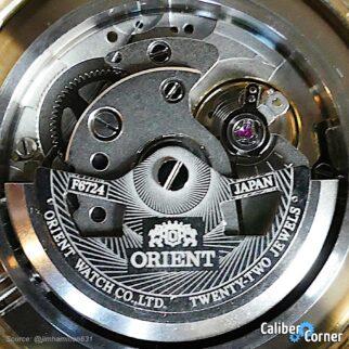 Orient Caliber F6724
