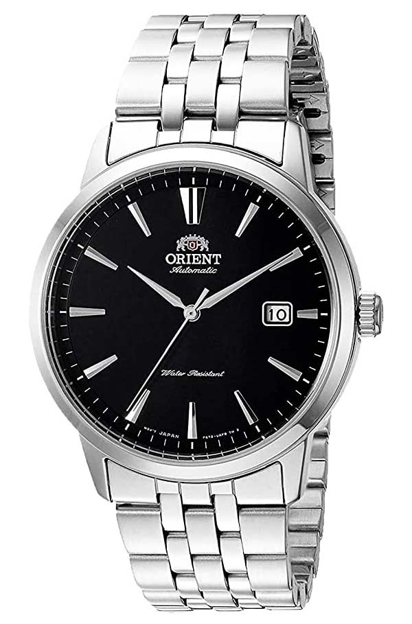 Orient Symphony 3 F6722 Black Steel