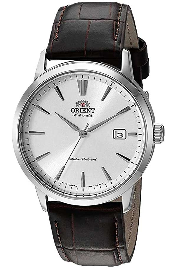 Orient Symphony 3 F6722 Silver Brown