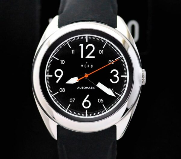 Vero automatic microbrand watch