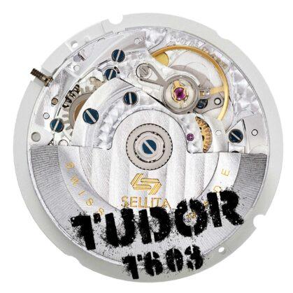 Tudor T603 Sellita Sw240 1