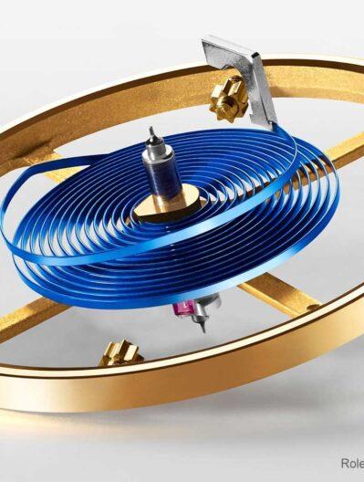 Rolex Parachrom Bleu Hairspring Picture