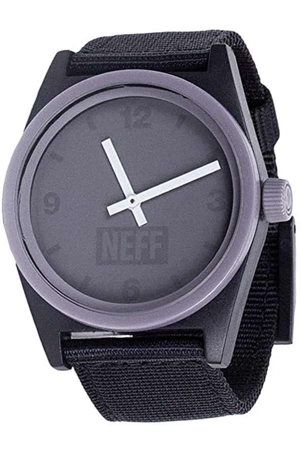 Cheap Plastic Neff Watch Black Nf0201 Y120g