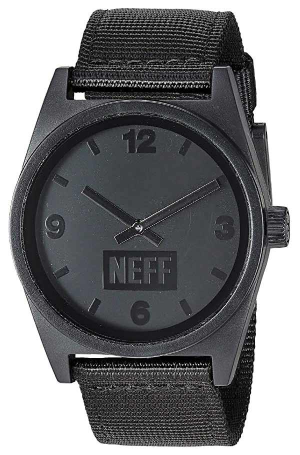 Cheap Plastic Neff Watch Blackout Nf0201 Y120g