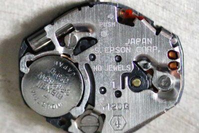 Seiko Epson Caliber Y120g