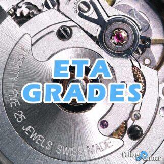 Eta Movement Grades