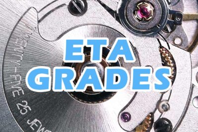 Eta Movement Grades