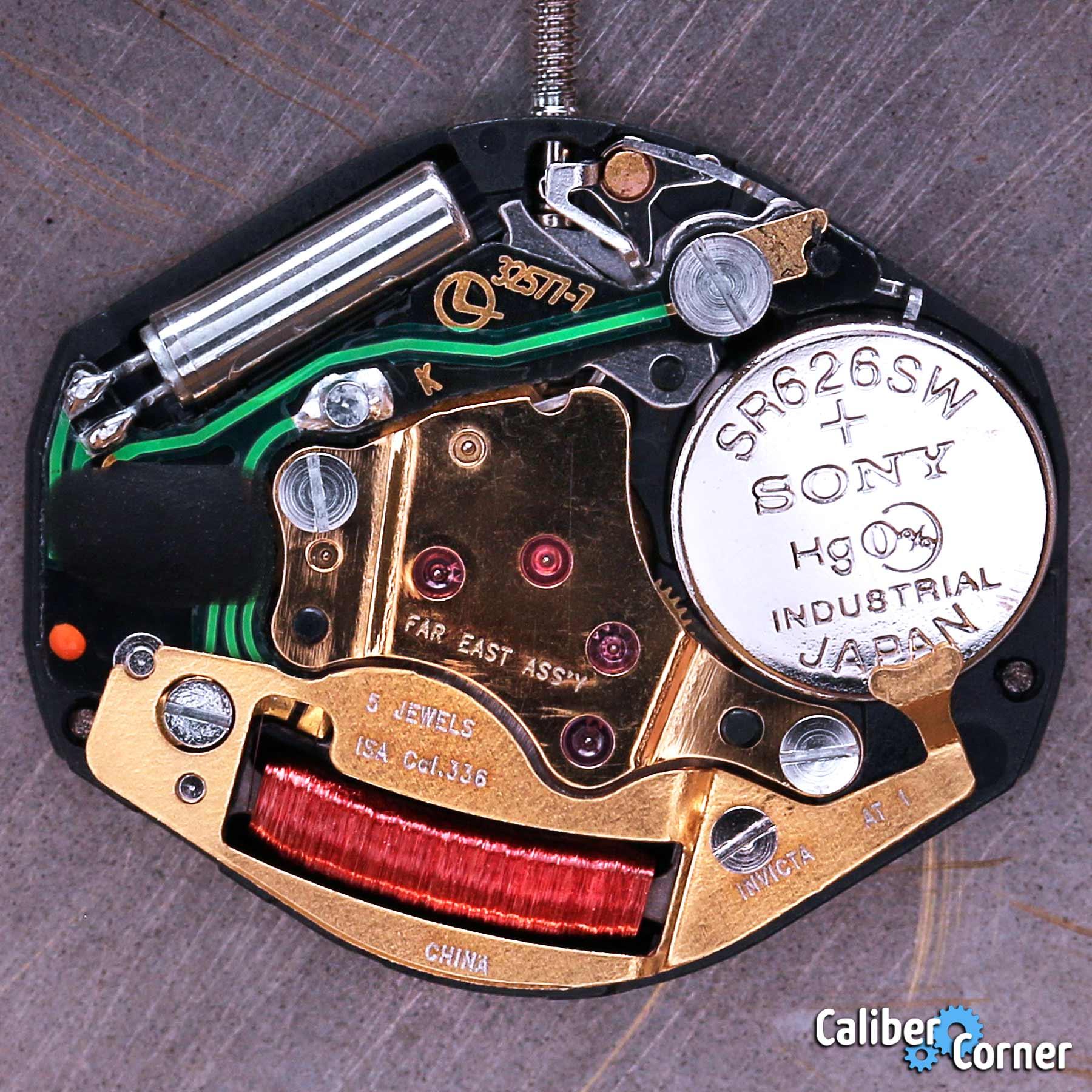 Isa Caliber 336