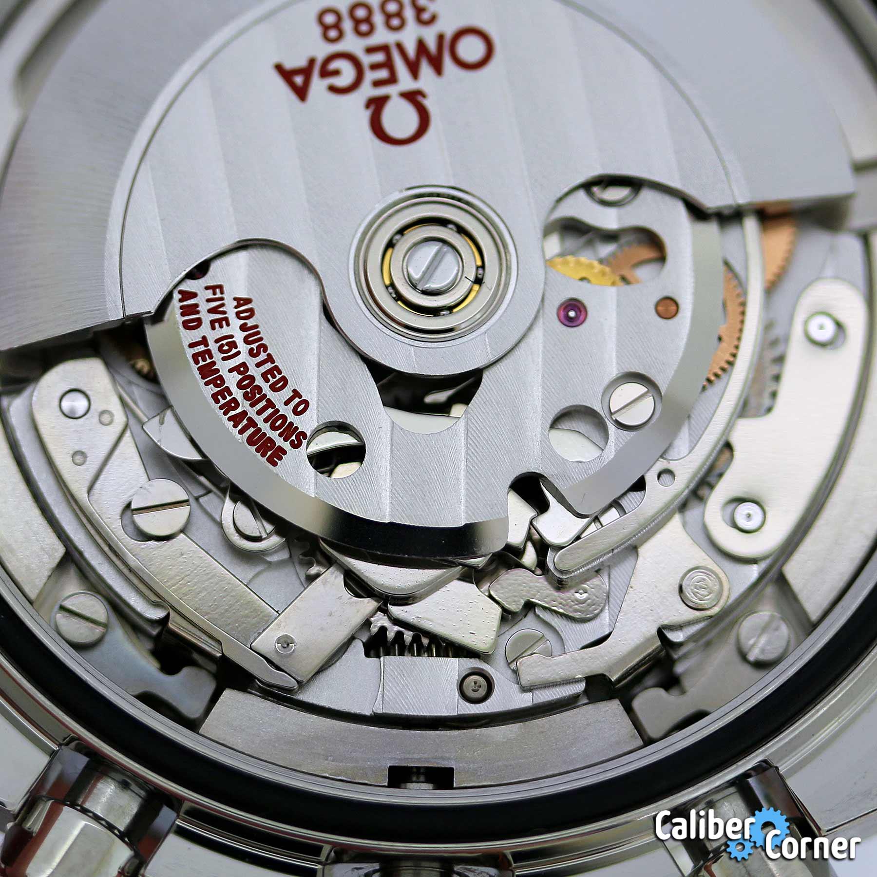 Omega Caliber 3888 Macro 13