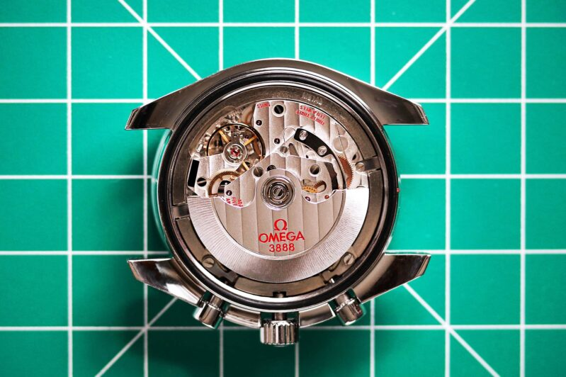 Omega Caliber 3888 Movement