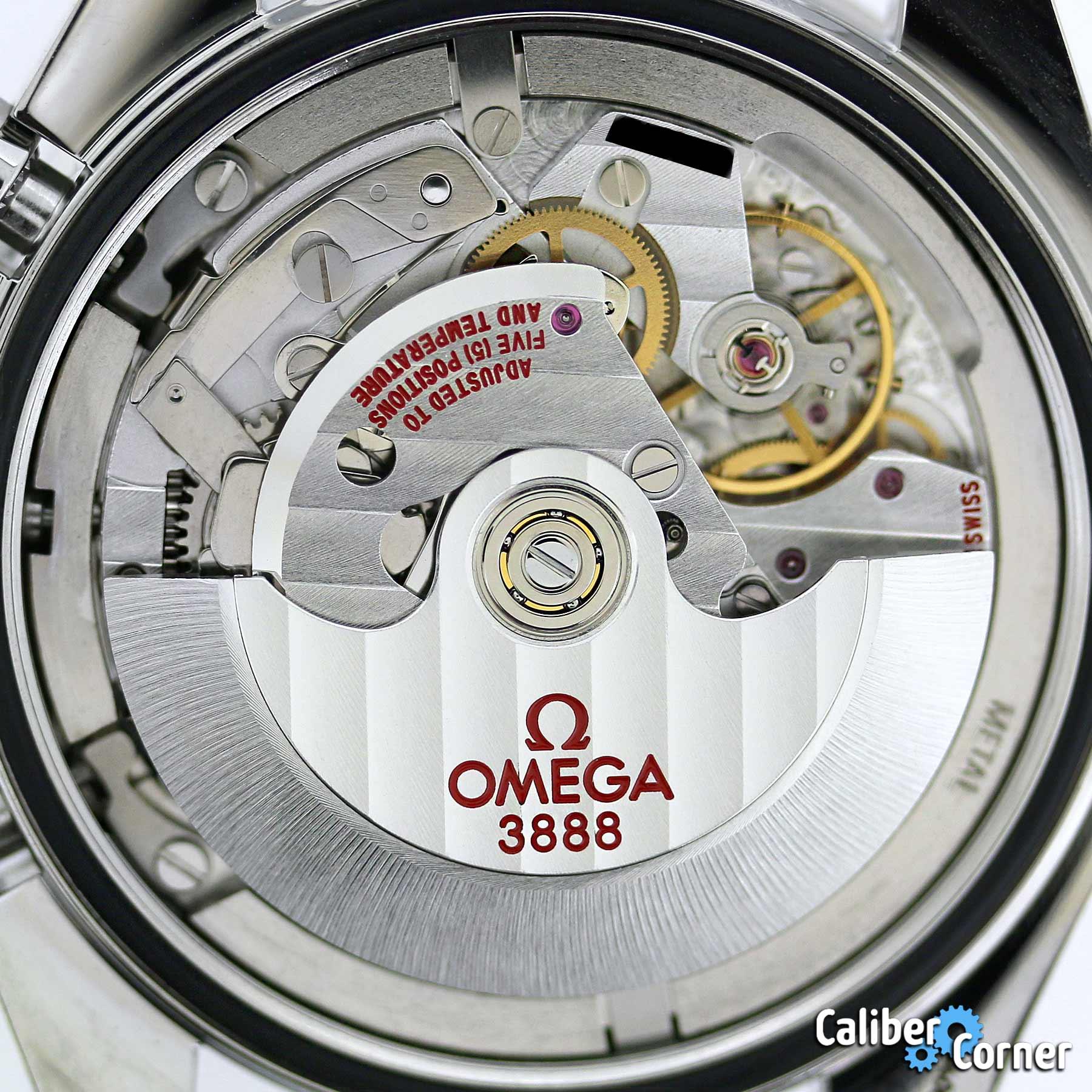 Omega Caliber 3888
