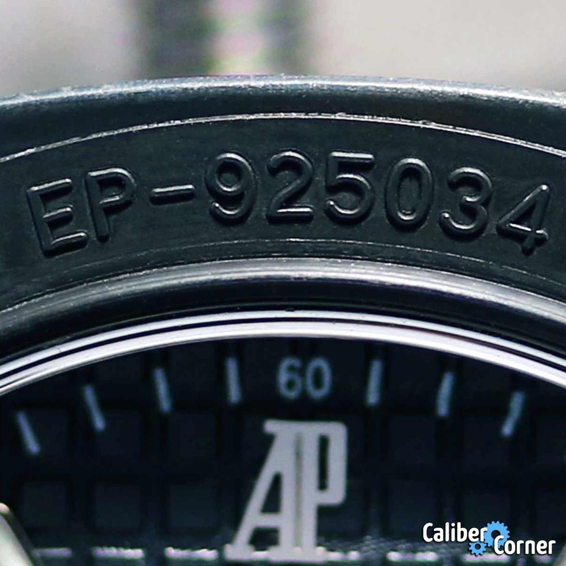 Audemars Piguet Caliber 2225 Gasket