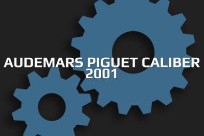 Audemars Piguet Caliber 2001