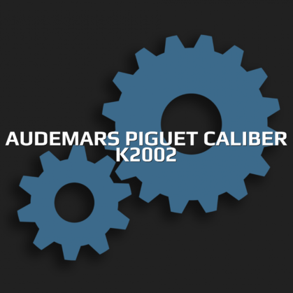 Audemars Piguet Caliber K2002