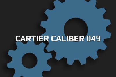Cartier Caliber 049