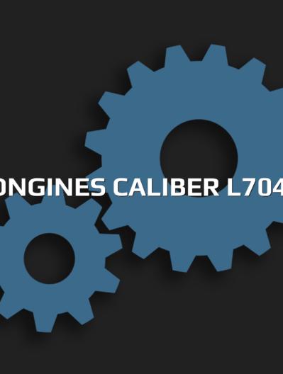 Longines Caliber L704.2