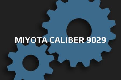 Miyota Caliber 9029