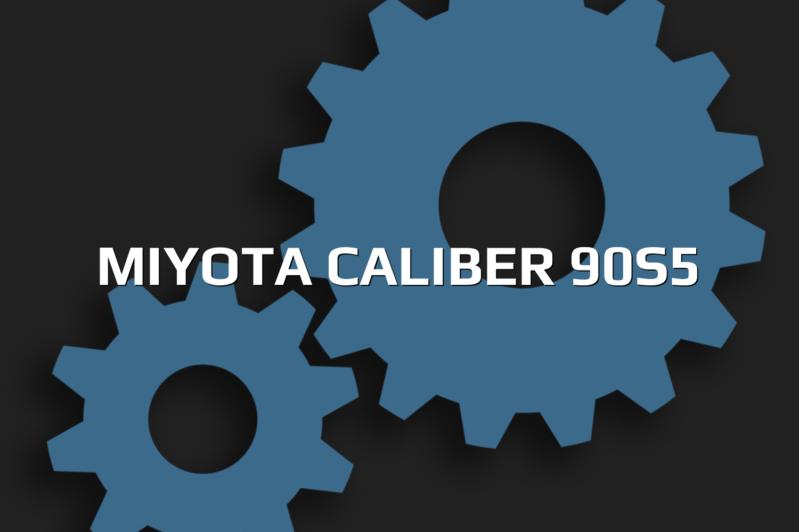 Miyota Caliber 90S5