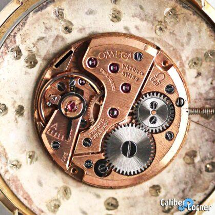 Omega Caliber 620 Mechanical Vintage